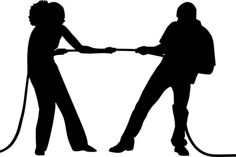 tug-of-war-silhouette